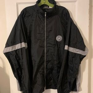 Vintage DC Shoes Full Zip Windbreaker Sz XL